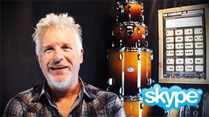 Tom Hurst Online Drum Lessons | Online Drum Lessons via Skype